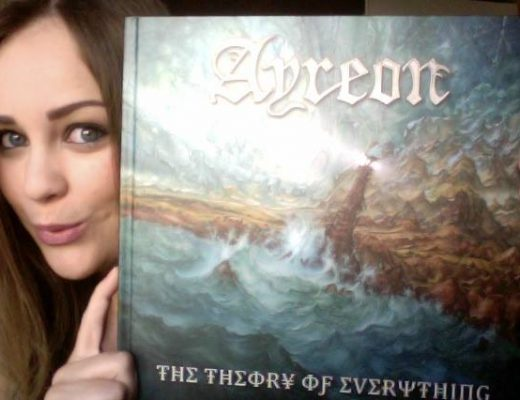 The theory of everything Art Book
