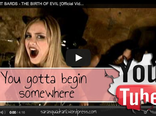 The birth of Evil video