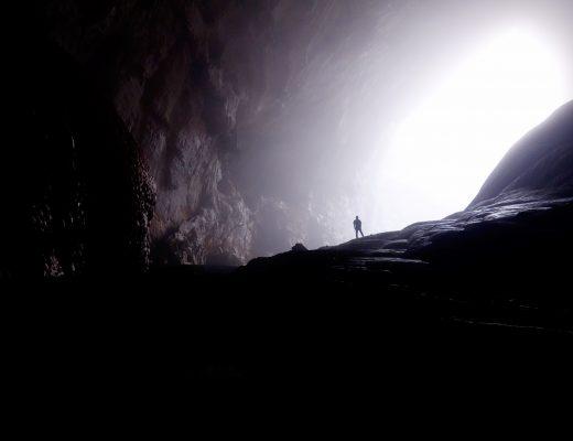 In the Dark Cave