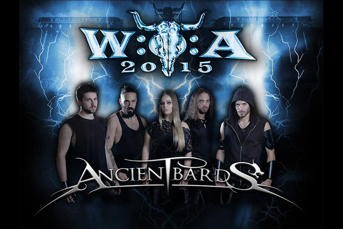 Ancient Bards at Wacken announcement