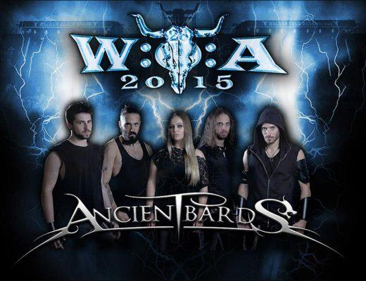 Ancient Bards at Wacken announcement