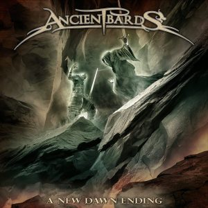 Ancient Bards albums - A New Dawn Ending