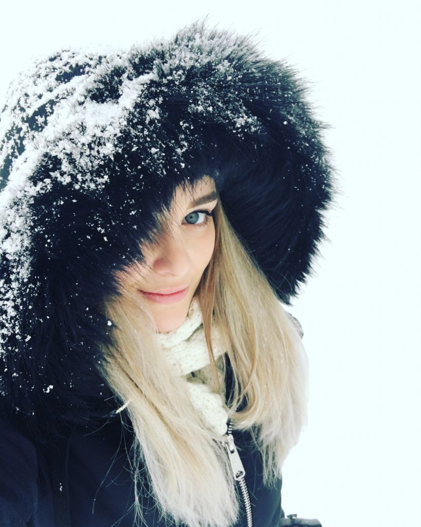 Snowy Sara