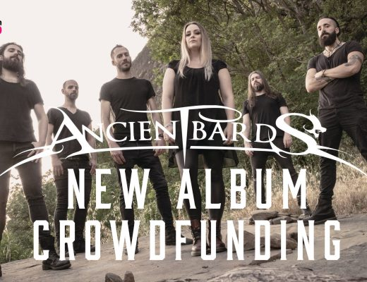 Ancient Bards - Back us now on Indiegogo
