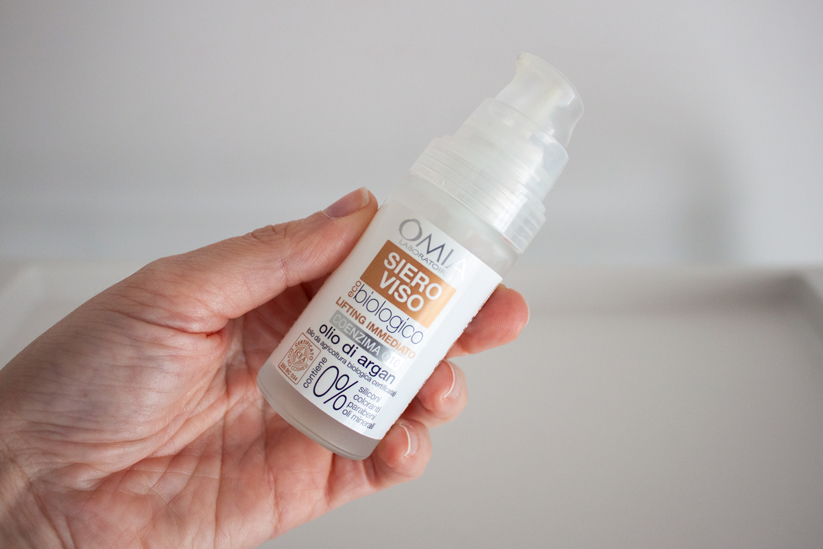 Omia - Siero Viso all'Argan