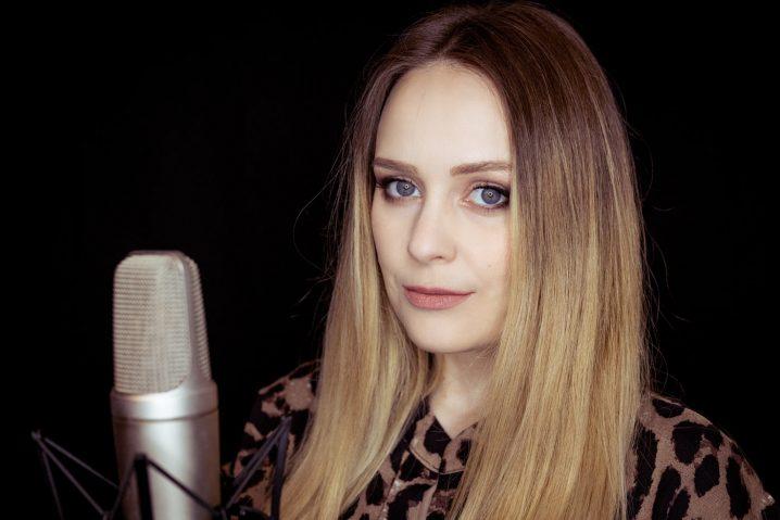 Adagio - Sara Squadrani vocal cover (Lara Fabian)